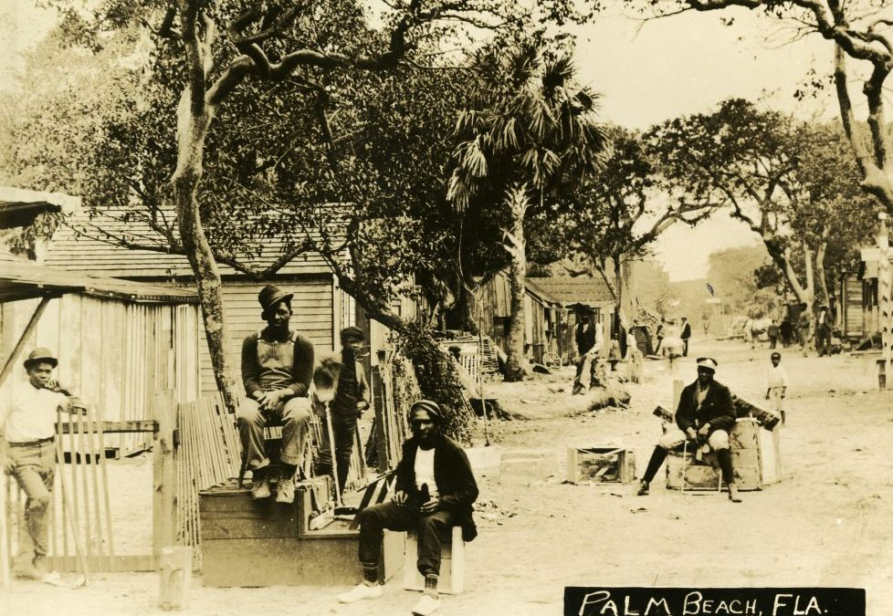The Styx and Early West Palm Beach (Late 19th-Early 20 Century)