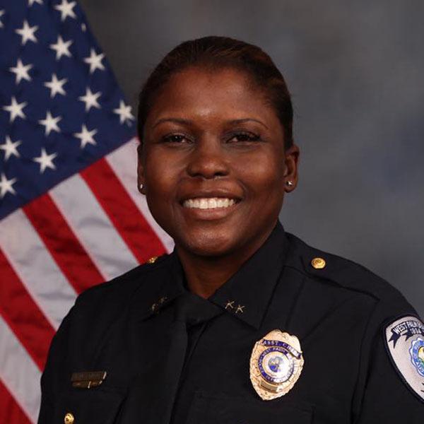 Photo of Tameka L. West